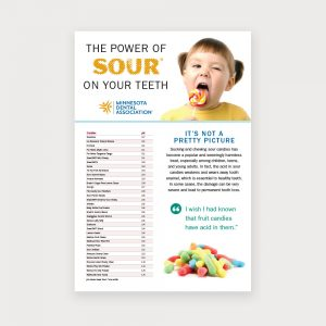 Power of Sour Poster