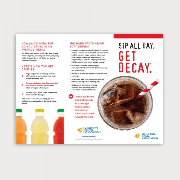 Sip All Day Brochure Inside