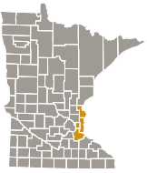 Saint Paul District